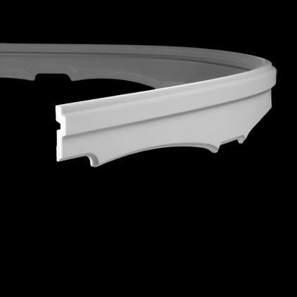 1.50.265 флекс Европласт потолочный карниз, гибкий