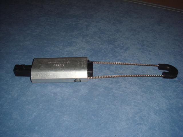 Анкерный зажим PALA 54-1500 (15-70 мм) ЭКО