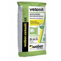 Ветонит КР | Vetonit KR финишная шпатлевка, 20 кг