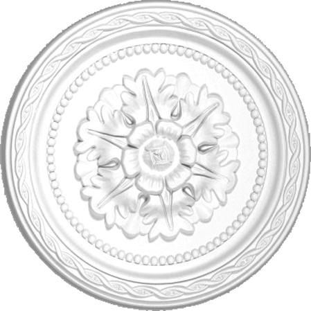 Розетка Decomaster  DM 0291 (размер O 290 h=37)