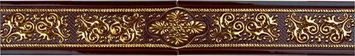 Плитка Colorker Vivenza Cenefa Splendore Mocca (из 3-х частей) 2110103-584-197584