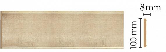 Декоративная панель Decomaster B10-933 (100х9х2400мм)