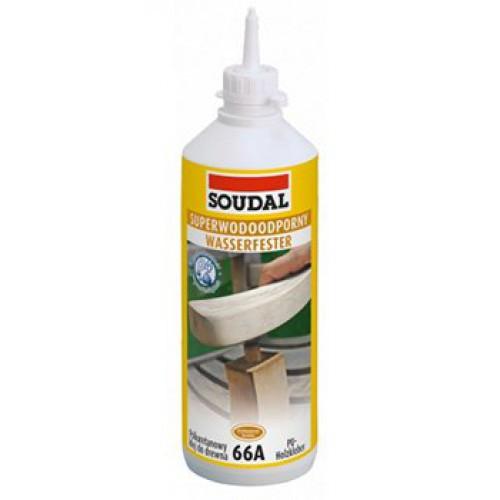 Клей полиуретановый Soudal 66А 250мл