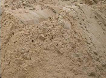 Песок строительный, мешок 50кг