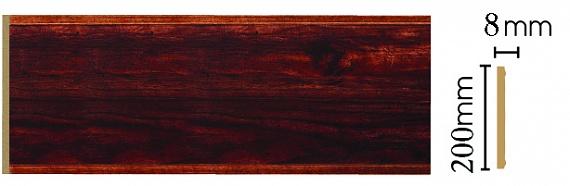 Декоративная панель Decomaster B20-1084 (200х9х2400мм)