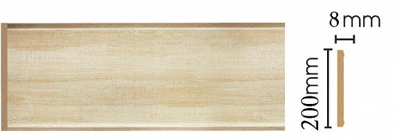 Декоративная панель Decomaster B20-281 (200х9х2400мм)