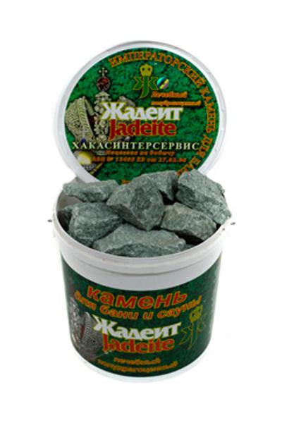 Камни для печей - жадеит колотый, 5 кг