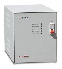 Штиль 1Ф стабилизатор R 3000, 3 кВА, Uвх=175-260В, Uвых=209-231В (R 3000)