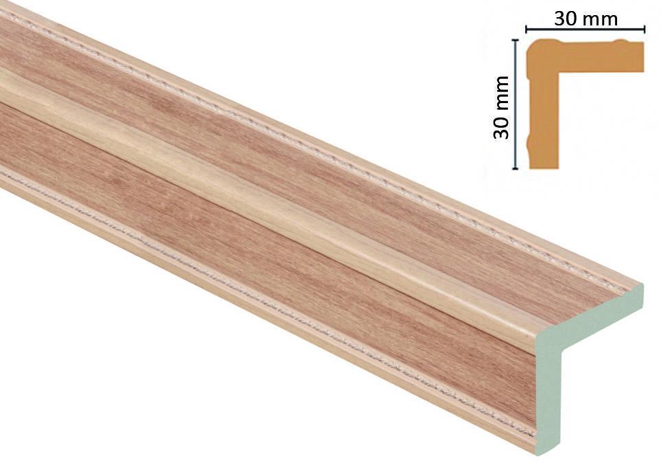 Цветной угол Decomaster 116-11 (размер 30х30х2400)