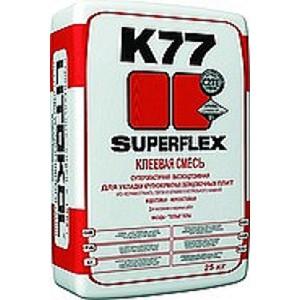 Клей плиточный Litokol SuperFlex K77