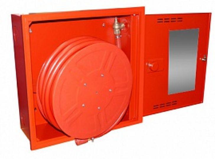 Барабанная система пожаротушения БСП Престиж