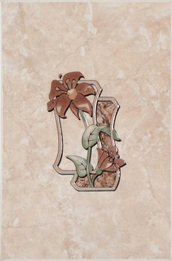 Декор Шахтинская плитка Севан-Флейта 20х30