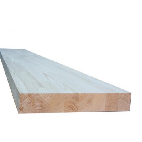 Доска клееная хвойная 50x250х6000