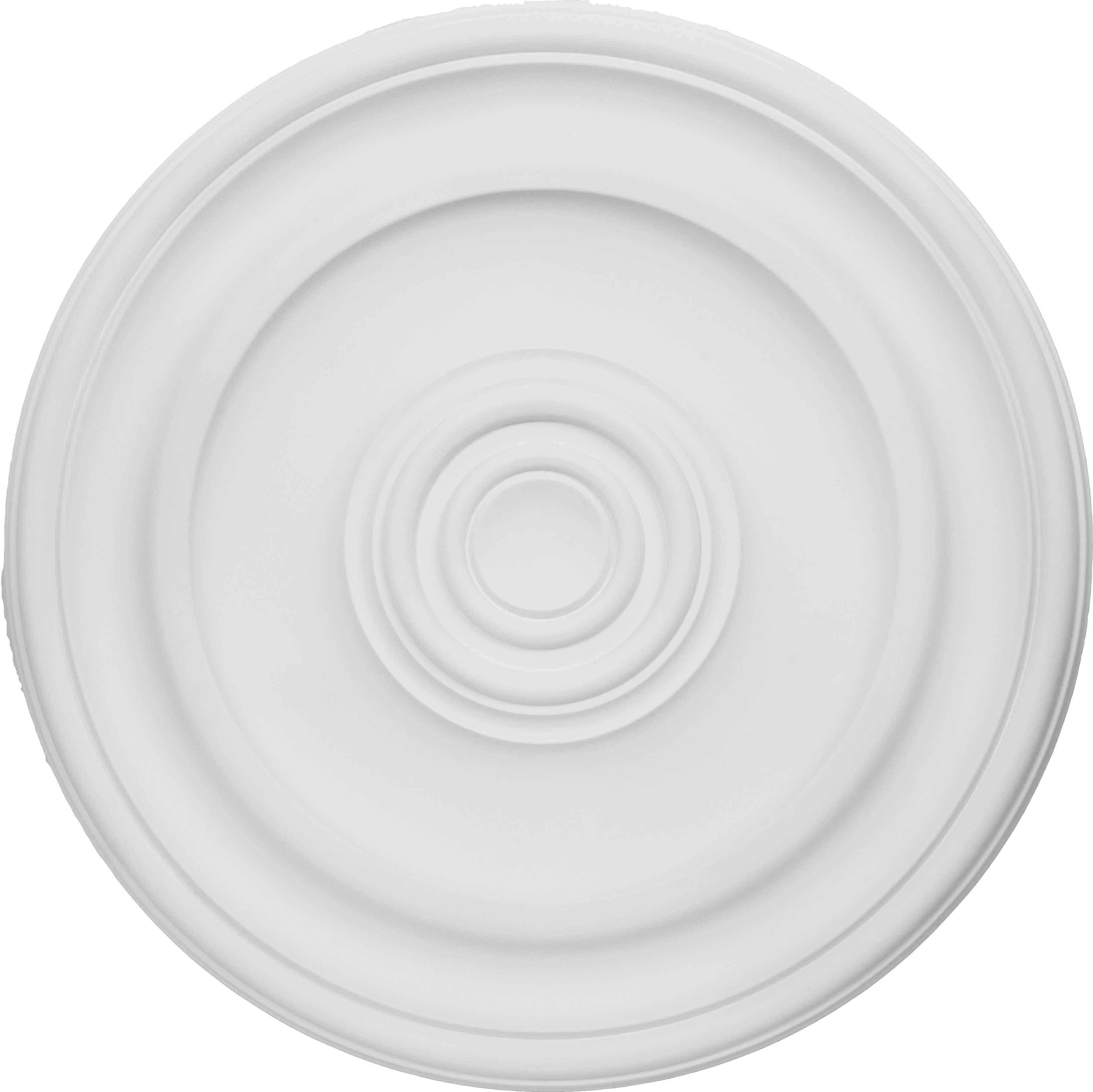 Розетка Decomaster  DM 0405 (O 500  h=37)