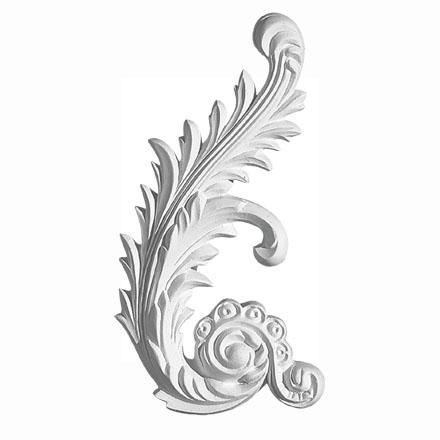 Орнамент Decomaster 66161 R (размер 115x205x18)