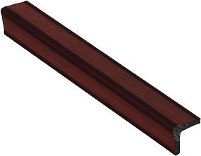 Цветной угол Decomaster 116s-52 (22x22x2400)