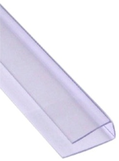 Торцевой профиль (для поликарбоната) 2.1м