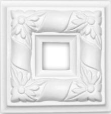 Декоративный элемент Decomaster DP 8051 D (размер 100x100x25)
