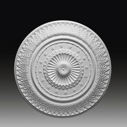 1.56.028 Европласт потолочная розетка