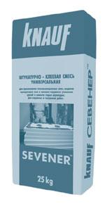 Штукатурно-клеевая смесь КНАУФ-Севенер, 25кг
