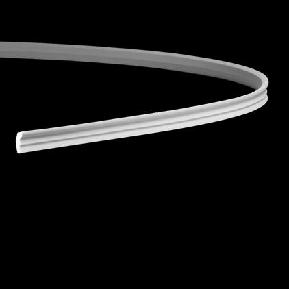1.50.155 флекс Европласт потолочный карниз, гибкий