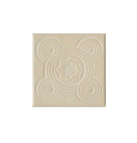 Декор Gracia Ceramica Этна белый 108х108х8