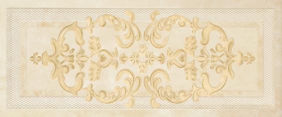 Декор Gracia Ceramica Palladio 01 бежевый 25х60