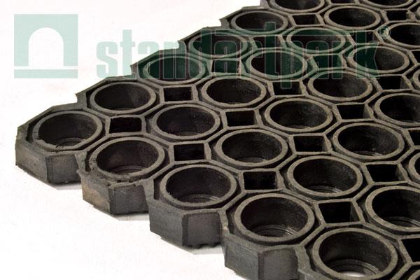 Коврик резиновый Бэст 1000х1500х23 мм