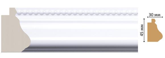 Багет Decomaster 528-114 (размер 45х30х2900)