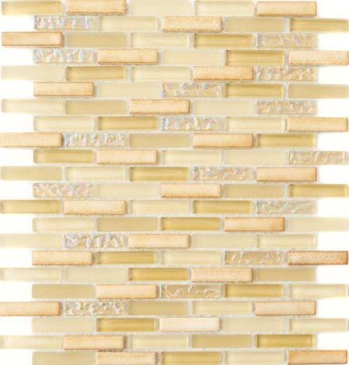 Плитка Colori Viva Tenerife Мозаика brick