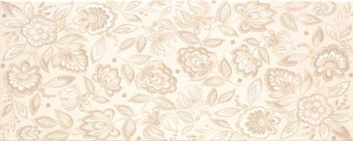 Плитка Venus Ceramica Aria Flowers Beige 63-006-2
