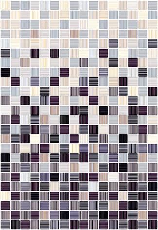 Плитка настенная Керамин Гламур 4С 40х27,5