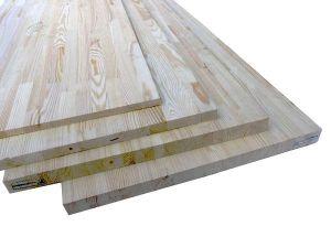 Мебельный щит сосна, размер 0.8х3м, толщ. 40мм