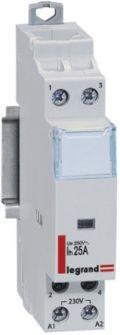 Legrand CX3 Контактор 230V 2НО 25А (412523)