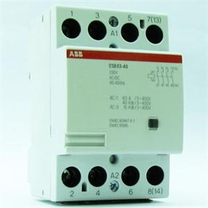 Контактор ABB esb 63-40  63A