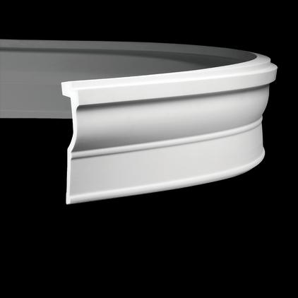 1.50.270 флекс Европласт потолочный карниз, гибкий от Stroyshopper