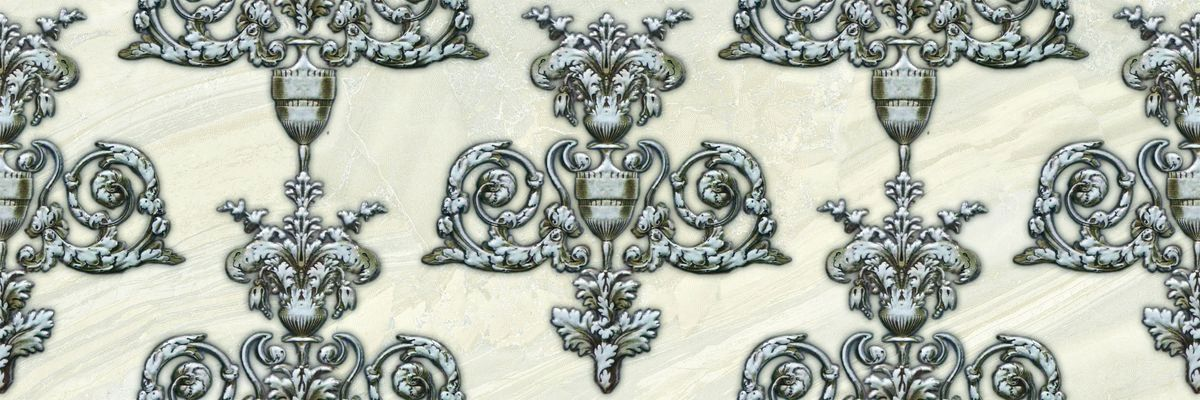 Плитка Azteca Xian Decor Bikin R90 Ivory