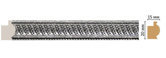 Багет Decomaster 583-29 (размер 20х15х2900)