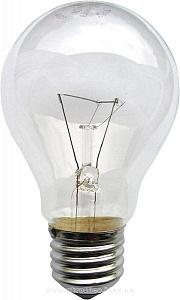 Электрическая лампочка обычная, 300Вт