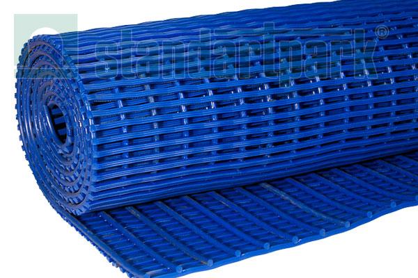 Покрытие GRILL MAT 1,00мх10мх12 мм (голубой)