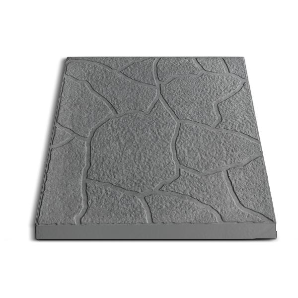 Тротуарная плитка Тучка черный