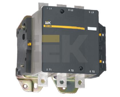 IEK Контактор КТИ-6400 400А 230В/АС3 (KKT60-400-230-10)  контактор пм12 025100 400в iek kkp 025 400 10 278185