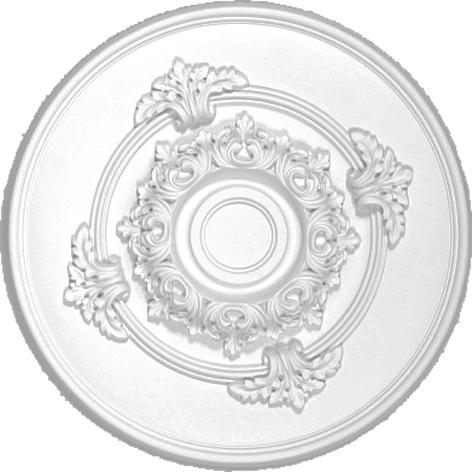 Розетка  Decomaster DM 0361 (размер O 348 h=36)
