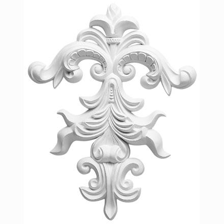 Орнамент Decomaster DA-774 (размер 237х300х30)