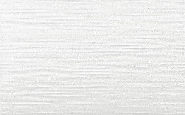 Плитка настенная Шахтинская плитка Бридж 01 белый 250х400