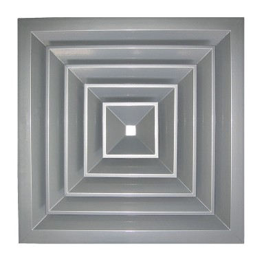 Потолочная вентиляционная решетка, разм.600х600мм