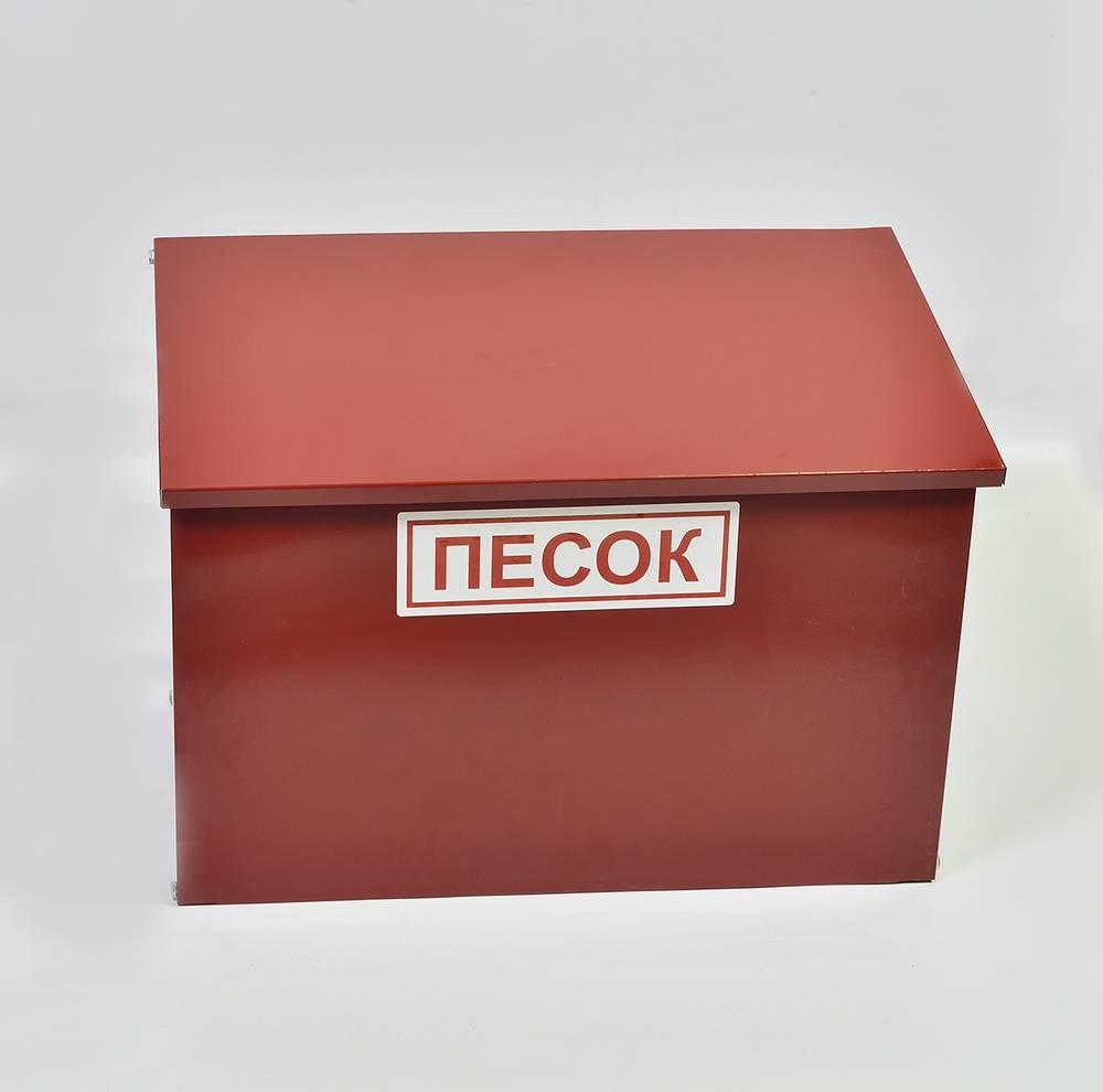 Ящик для песка сборно-разборный 0,1 м3