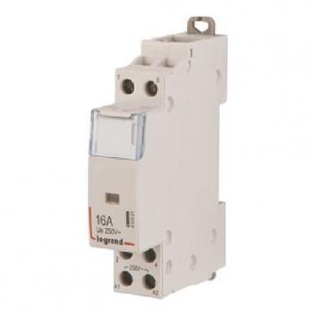 Legrand CX3 Контактор 230V 1НО+2НЗ 16А (412521)