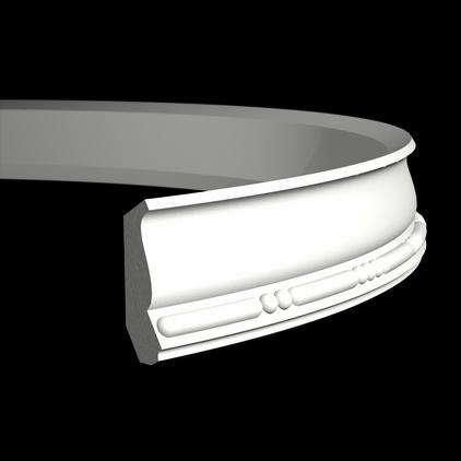 1.50.190 флекс Европласт потолочный карниз, гибкий