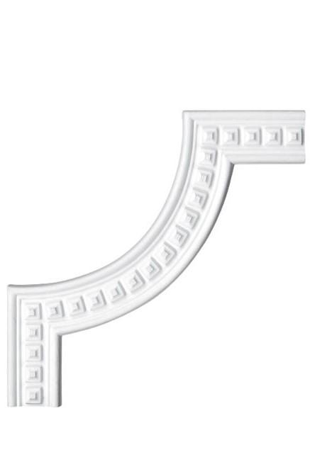 Угол декоративный Decomaster DP9080-2 (193х193х36)